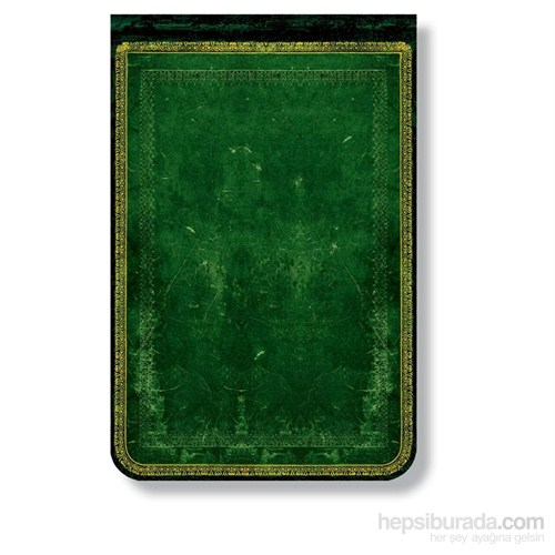 Paperblanks 2591-7 Old Leather Collection Mini Reporter Defter