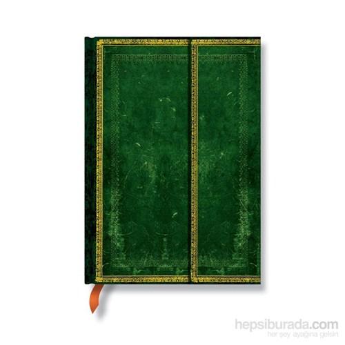 Paperblanks Jade Midi Çizgili 120 X 170Mm. 1429-4 Defter