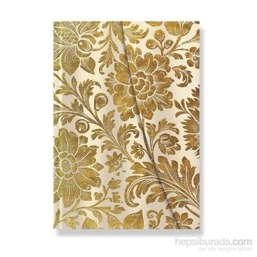 Paperblanks Honey Bloom Midi Adres - 120 X 170Mm. 144 Syf 514-9 Defter