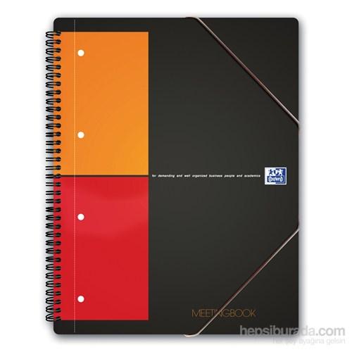 Oxford Meetingbook A4+ 24x31 80 yp Kareli