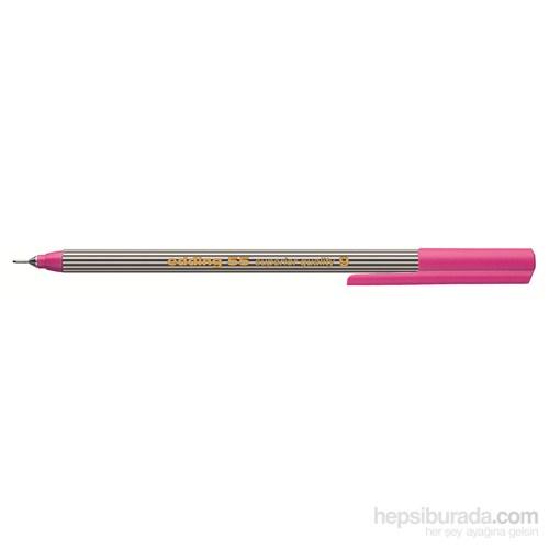 edding İnce Uçlu Yazı Kalemi Pembe