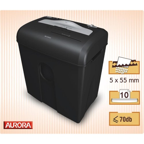 Aurora AS1030 CD Evrak İmha Makinesi (159 03 0296)