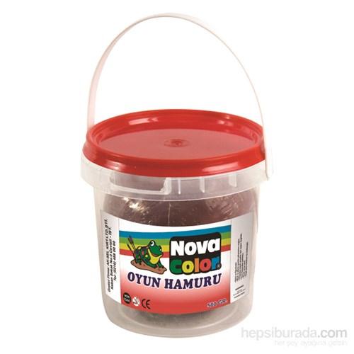 Nova Color Nc-313 Oyun Hamuru 500 Gr Kahve