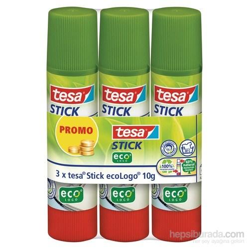 Tesa Stick EcoLogo 3'lü Paket 3 x 10gr