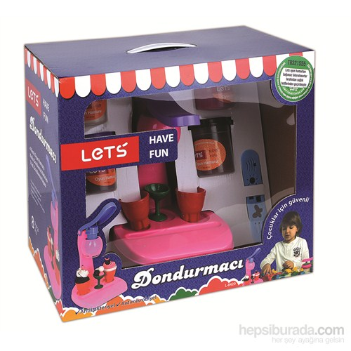 Lets L8420 Dondurma Seti 8 Parça