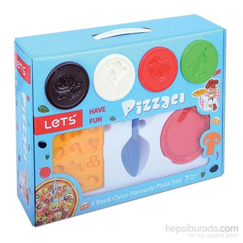 Lets L8460 Pizza Seti 7 Parça