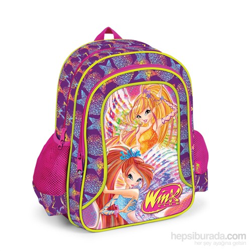 Winx 63178 Okul Çanta