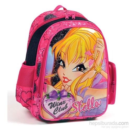 Winx Stella Lisanslı Okul Çantası
