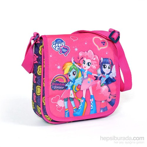 Eqestria Girls My Little Pony Omuz Çantası