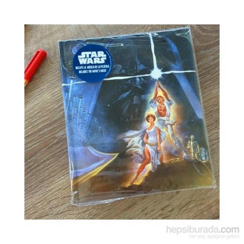 Star Wars Musical Notebook Müzikal Defter