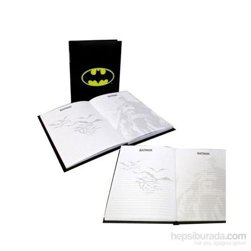 Batman Notebook With Light Işıklı Defter