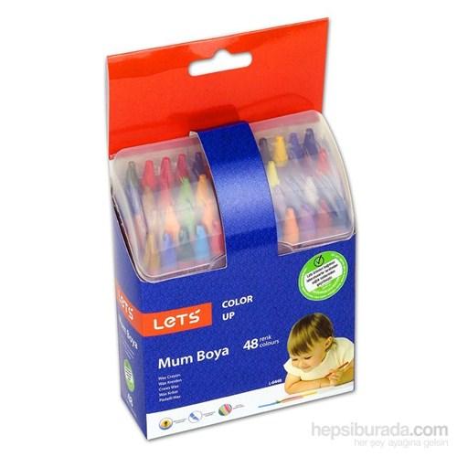Lets Waxy Mum Boya 48 Renk L-6448