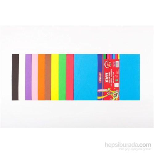 Bigpoint Eva Yapışkanlı 35X50 10 Renk Karışık