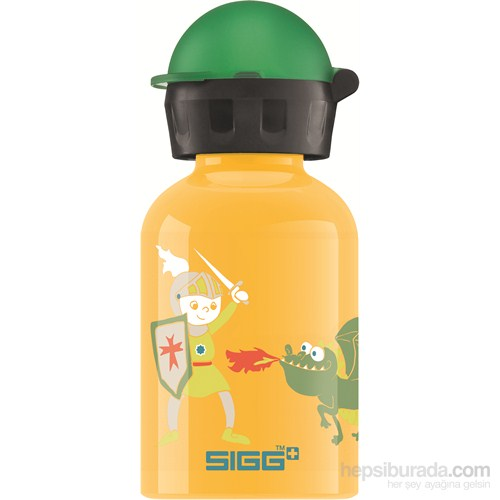 Sigg Hello Little Knight 0.3 Litre Matara