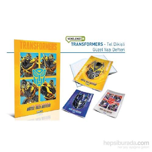 Gıpta 5761 Transformers Güzel Yazı Defteri A5 40 Yaprak