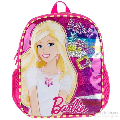 Hakan Barbie Lisanslı Anaokulu Çantası Model 1