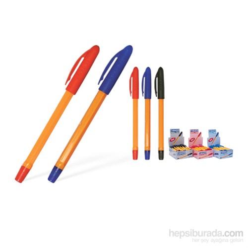 Mikro 30 Tükenmez Kalem Kırmızı 60'lı
