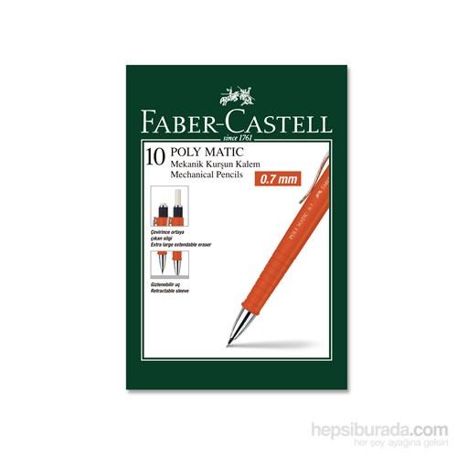 Faber-Castell Metalik Poly Matic 1333 Versatil Yeşil