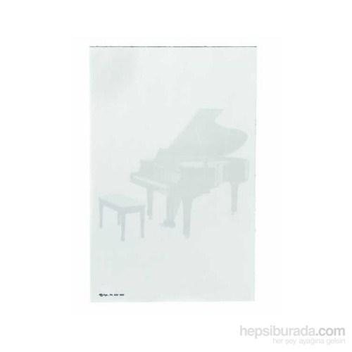 Kuyruklu Piyano Bloknot