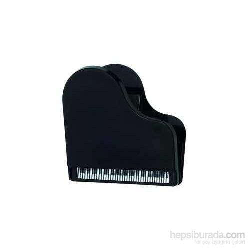 Piyano Şeklinde Siyah Kıskaç