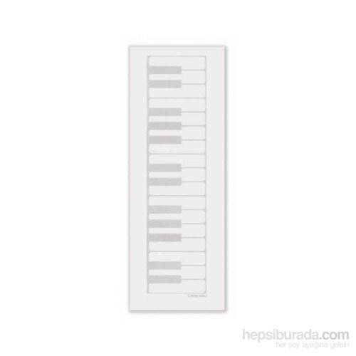 Piyano Tuşeli Notluk
