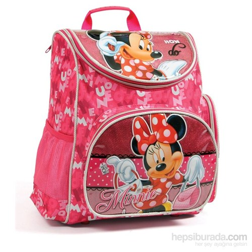 Yaygan 73144 Minnie Mouse Anatomik Okul Çantası