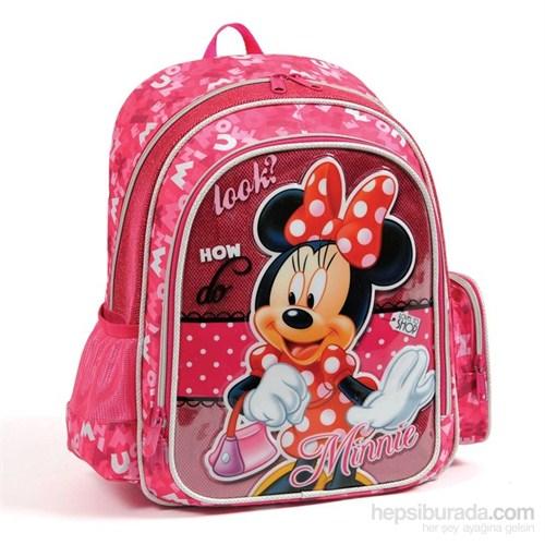 Yaygan Çanta Disney Minnie Okul Çantası