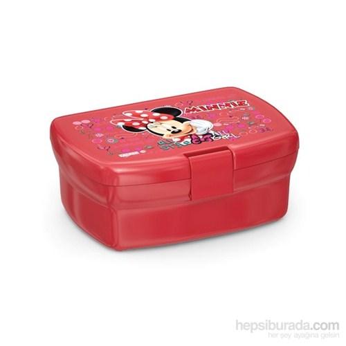 Minnie Mouse Baskılı Beslenme Kabı