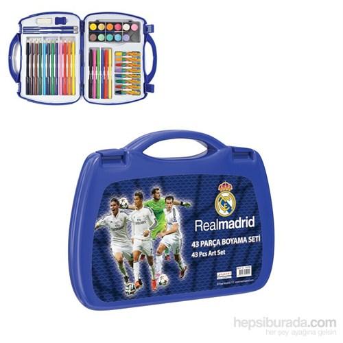 Real Madrid Boyama Seti (43 Parça)