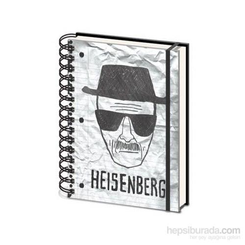 A5 Defter Breaking Bad Heisenberg
