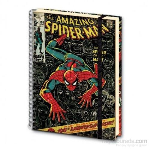 A4 Defter SR71617 Marvel Amazing Spider-man