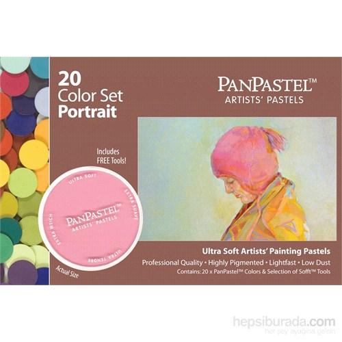 Panpastel Set - 20 Colors Portrait - 30203
