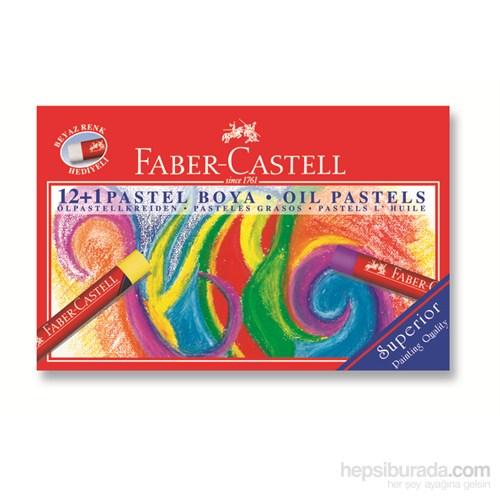 Faber-Castell Redline Lüks Pastel Boya 12 Renk (5281125213)