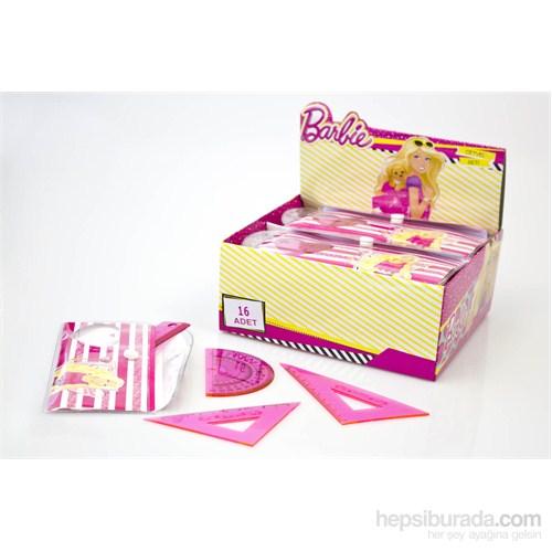 Dolphin B-148427 Barbie Cetvel Seti