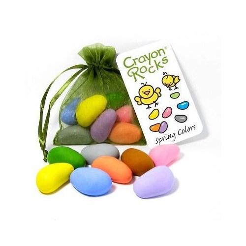 Crayon Rocks - 8'Li Bahar Kesesi - Pastel Renkler