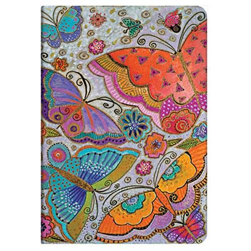 Paperblanks 2016 Ajanda Pb-16-3094-2 Flutterbyes Maxi Haftalık Yatay Görünüm