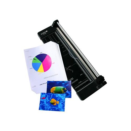 Olympia Tr4608 A3 A4 Kağıt Kesme (Giyotin) Makinesi
