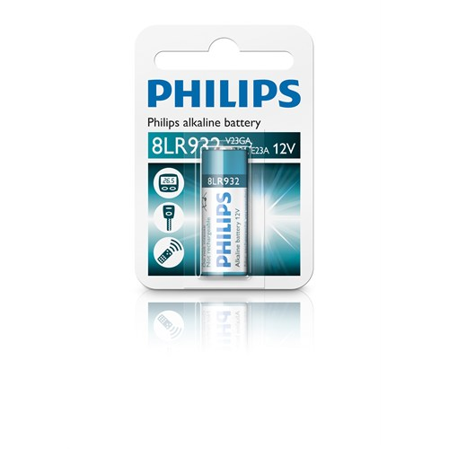 Phılıps 8lr932/01b Düğme Pil 8lr932 Lıthıum 1.5v (Saat,Hesap Mak,Kamera) Tekli Blister