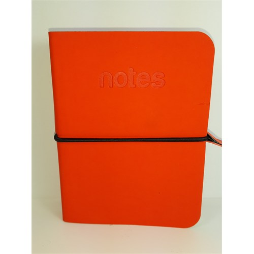 Make Notes A5 Defter Fıscagomma/Orange