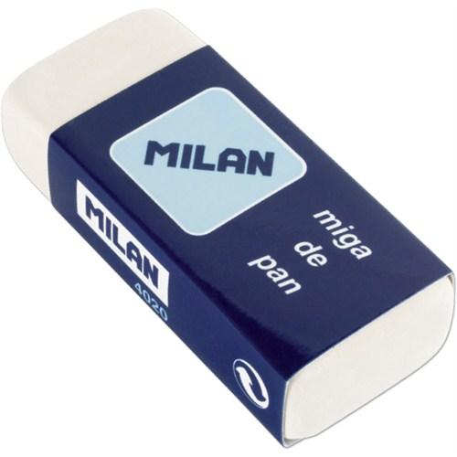 Milan 4020 Karton Kılıflı Silgi 20'li