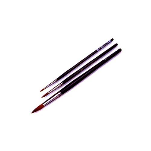Pebeo 110 Seri Samur Fırça Yuvarlak Uç No: 00000