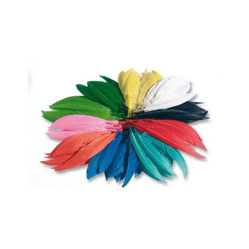 Folia Renkli Tüy 10-20 cm (100 gr)