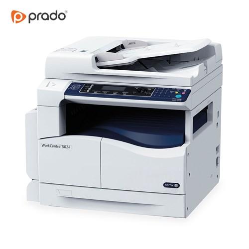 Xerox Workcentre 5024V_U, A3/A4, 24 Ppm, Mono, Lazer Yazıcı Fotokopi Tarayıcı