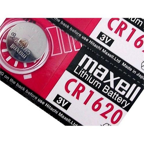 Maxell Cr-1620 Lityum Hafıza Pili 10'Lu