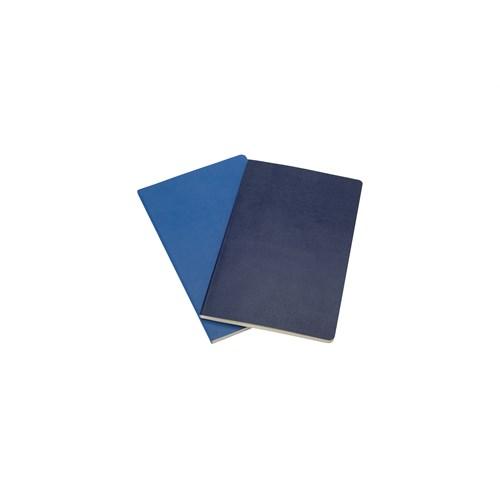 Moleskine Volant 2Li Defter Mavi Çizg. Xs 56Syf Qp701B