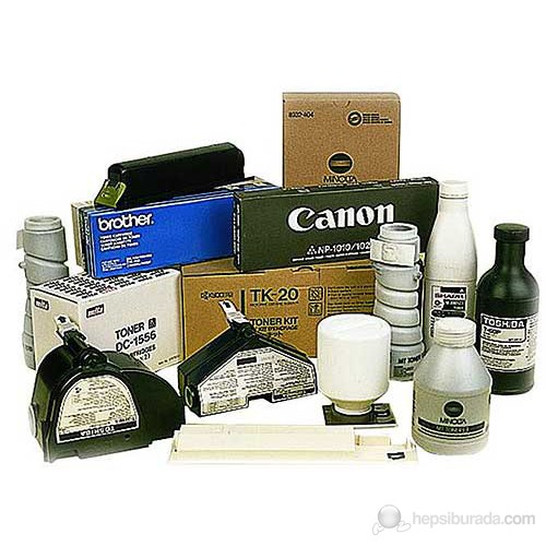 Canon Cexv-18 Fotokopi Makinesi Toneri (Ir-1018-1020-1022-1023-1015) Gpr-22