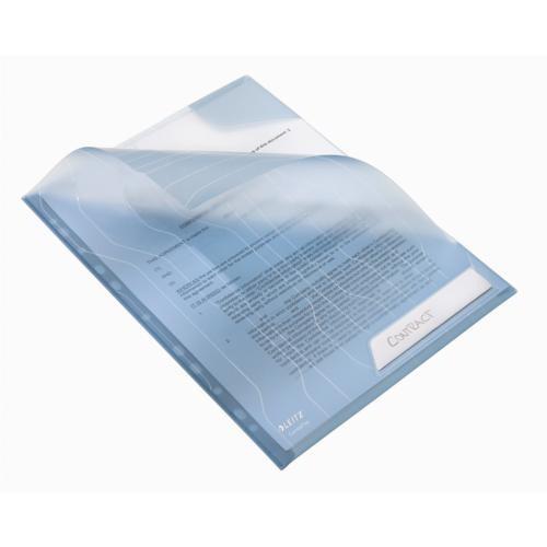 Leitz Combifile Dosya Sert Kapak (3 Adet) Mavi 47280035