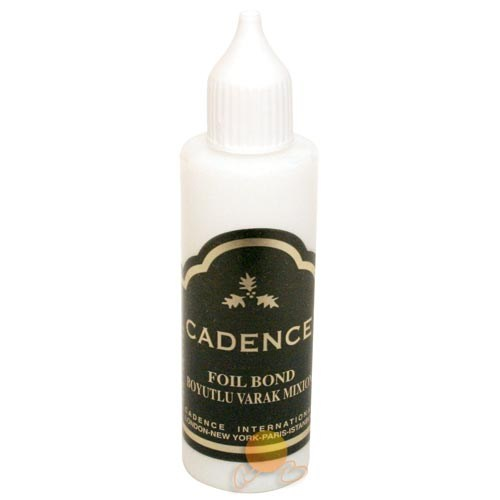 Cadence Foil Bond Varak 70 ml.