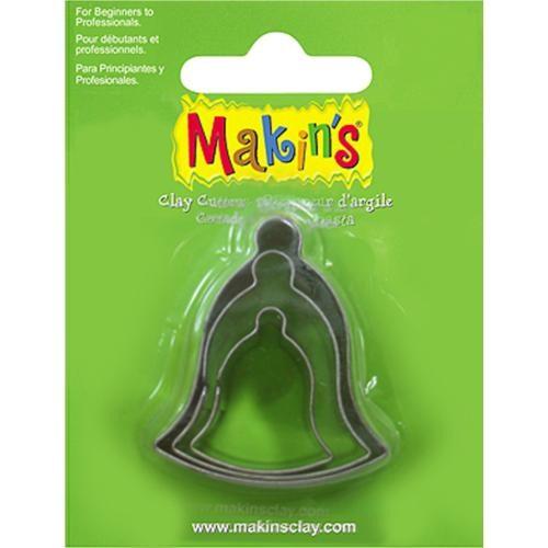 Makin's Clay Çan Kesme Kalıbı (36020)