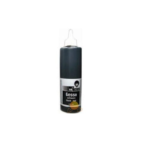 Bob Ross Gesso Siyah 500ml. Medium